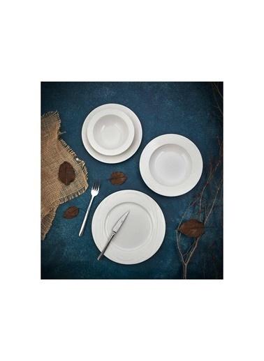 Taç TAC-2277 Taç Dila İnci 24 Parça Yemek Takımı Tac-2277 Renkli